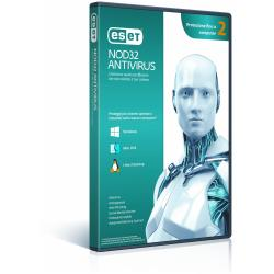 Eset NOD32 Antivirus 8 Full ITA 1 Year Box 2 User (Codice 63597)
